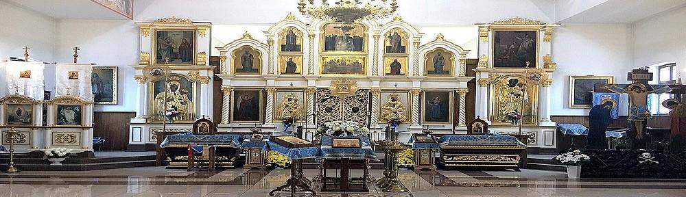 Parafia Prawosławna Zmartwychwstania Pańskiego w Bielsku Podlaskim